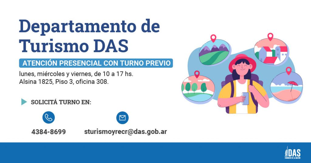 Departamento de Turismo DAS